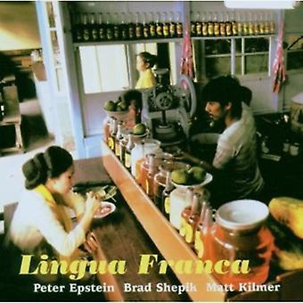 Epstein/Shepik/Kilmer - Lingua Franca [SACD] USA import