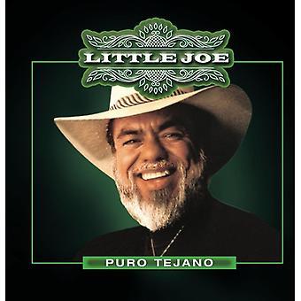 Little Joe - Puro Tejano [CD] USA import