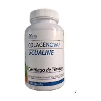 Colagenova Xcualine + Shark Cartilage 4% CS 120 capsules of 750mg