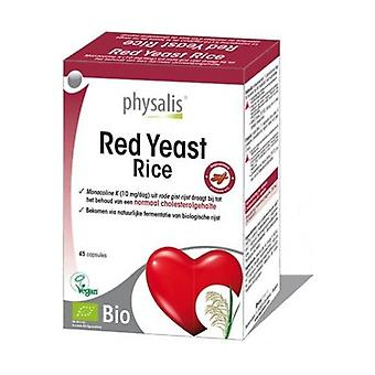 Red Yeast Rice Bio (Red Yeast Rice) 45 capsules
