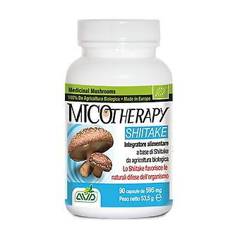 Shiitake Micotherapy 90 capsules