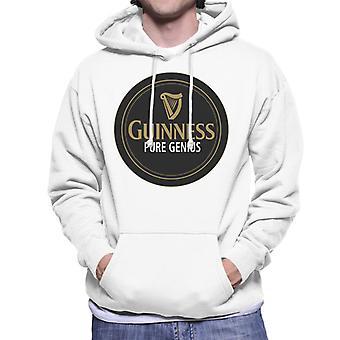 Guinness Pure Genius Men's Hooded Sweatshirt