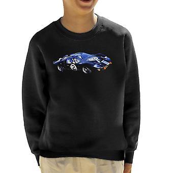 Immagini Motorsport Ken Miles Ford Mk II Kid's Sweatshirt