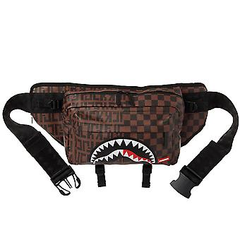 Sprayground Cargo Crossbody Split The Check