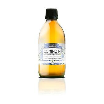 Organic Black Organic Cumin Vegetable Oil 500 ml of oil