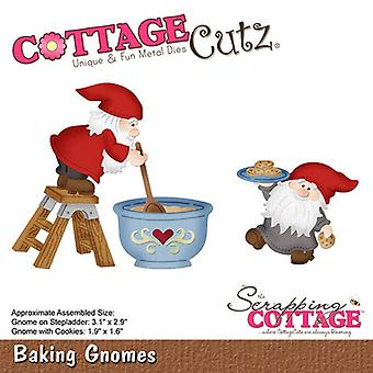 Scrapping Cottage Cuisson Gnomes