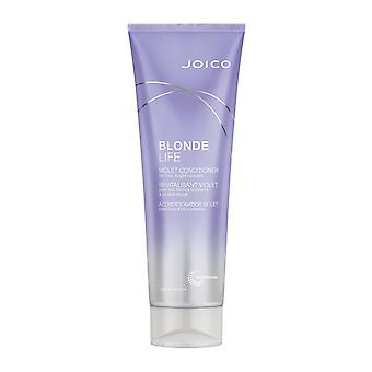Joico Blonde Life Violet Conditioner (para Cool, Bright Blondes) 8.5oz