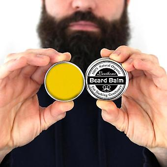 Professional Natural, Moisturizing, Soften Beard Conditioner Balm Cream
