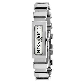 42200, Nina Ricci Women's Classic - Argento