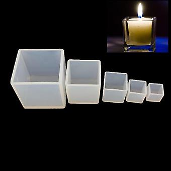 Diy Gypsum Plaster Crafts Mould For Soap, Candle, Resin Mold