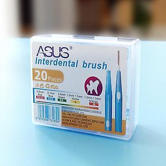 Interne tandheelkundige borstels orthodontie braces reiniging - Tanden Tool