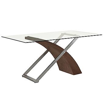 Natalie Dining Table - Walnut