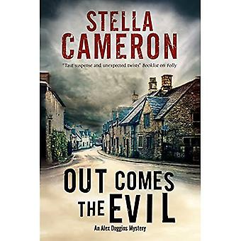 Out Comes the Evil: A Cotswold murder mystery - The Alex Duggins Series
