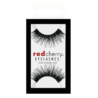 Red Cherry False Wimpers - #102 Chakra - Perfect Curl Handgemaakte Wimpers