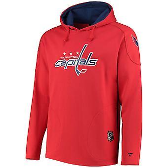 Iconic Franchise Long Hoody - NHL Washington Capitals