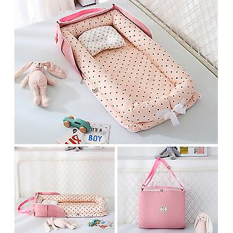 Portable Newborn Infant Baby Cribs For Travelling
