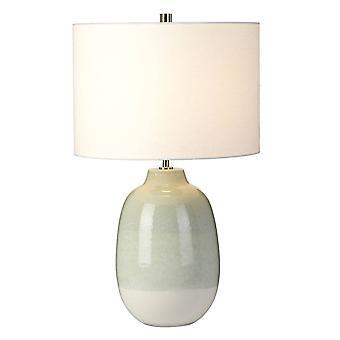 Elstead Chelsfield - 1 lichte tafellamp keramiek, E27