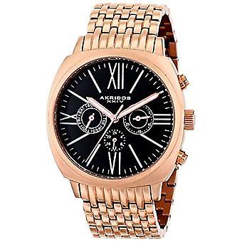Akribos XXIV Clock Man Ref. AK636RG