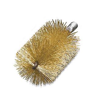 Lessmann Threaded Tube Brush 30mm Brass Wire 506.730