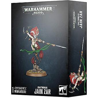 Workshop de Jogos - Warhammer 40.000 - Craftworlds Jain Zar