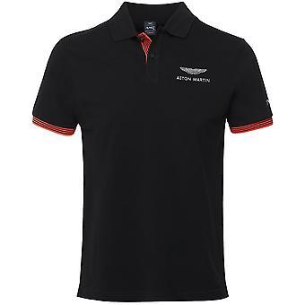 Hackett AMR gestreiftkragen Kragen Polo Shirt