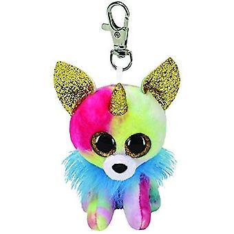 Ty Boo Key Clip - Yips de Chihuahua
