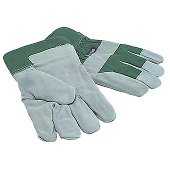 Town & Country TGL412 Mens Fleece Lined Leather Palm Gloves T/CTGL412