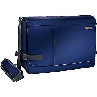 "Leitz Messenger Bag 15.6"", Titan Blue, Complete Range, 60190069"