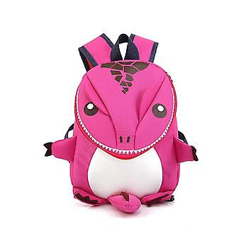 Carino cartone animato Harness zaino con leash sicurezza Anti-perso Strap Walker dinosauro per i bambini
