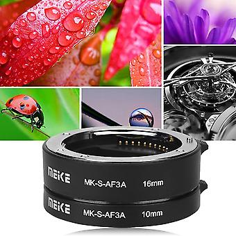 Auto-focus Macro-extension Tube- For Sony E-mount