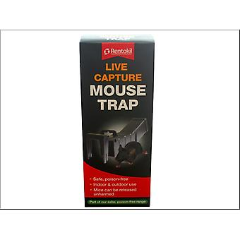 Rentokil Live Capture Mouse Trap PSM68