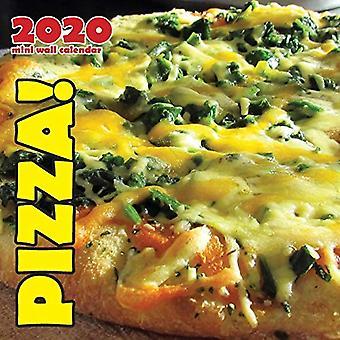 Pizza! 2020 Mini Wall Calendar