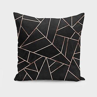 100% Polyester filé, Coussin de velours/oreiller Couverture