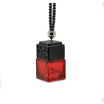 Designer In Car Air Freshner Diffuser Oil Fragrance ScentInspired By (Dolce & Gabanna The One for him for him) Perfume. Black Lid, Red Bottle 8ml