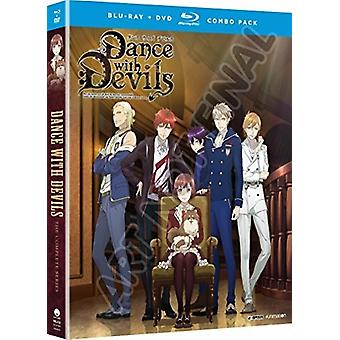 Dance with Devils: The Complete Series [Blu-ray] USA import
