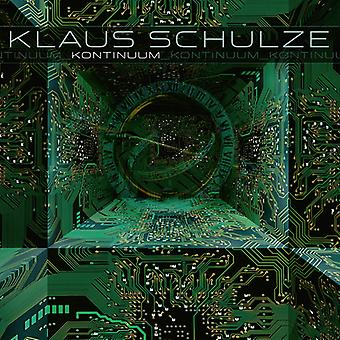 Schulze,Klaus - Kontinuum [Vinyl] USA import