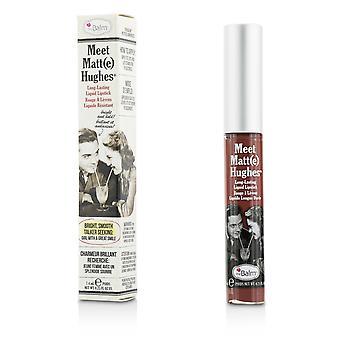 Meet matte hughes long lasting liquid lipstick charming 207841 7.4ml/0.25oz