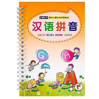 Multi-style Writing Practice Book, Groove Copybook, Calligraphy Book, Book