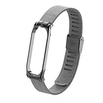 Bracelet bracelet bracelet en métal pour mi bande 3 4 remplacement