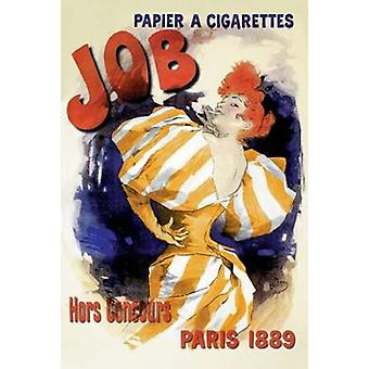 Job 1889 Poster Print by  Jules Cheret