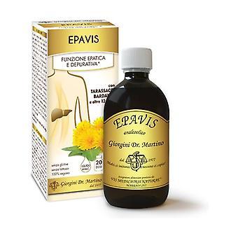 EPAVIS LIQUID ANALCOOL 500ML 500 ml