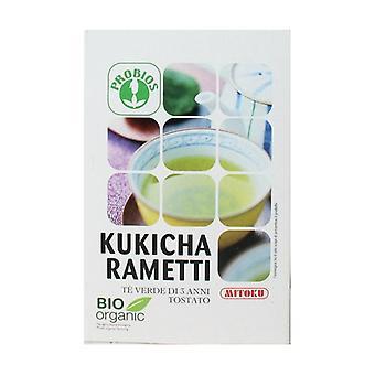Kukicha الشاي sprigs - الشاي من ثلاث سنوات لا شيء