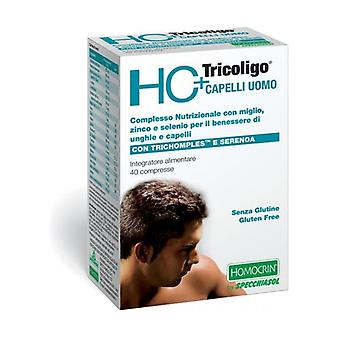 Hc + Tricoligo Hair Man 40 tablets