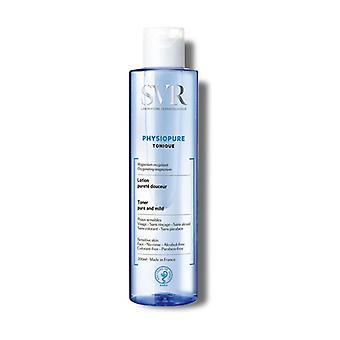 Physiopure toner pure and mild 200 ml