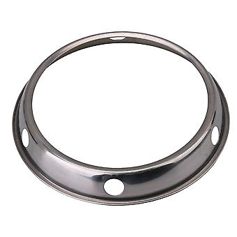 Round Bottom Magnetic Wok Stand 8.43Inch for Gas Burner Kitchen Use