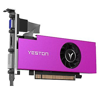 Yeston Radeon Rx550 4gb Gddr5 Pci Express 3.0 Directx12 Single Slot Graphics