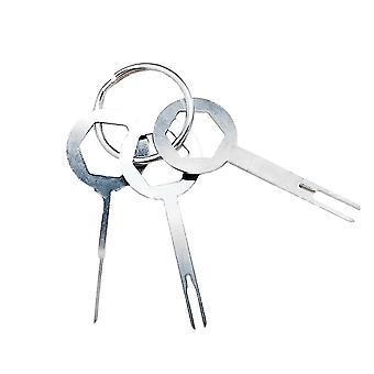 Car Terminal Removal Tool Kit Automotive Pin/extractor Plug Auto Repair &