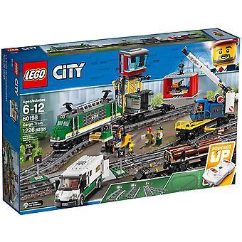 60198 LEGO Cargo train