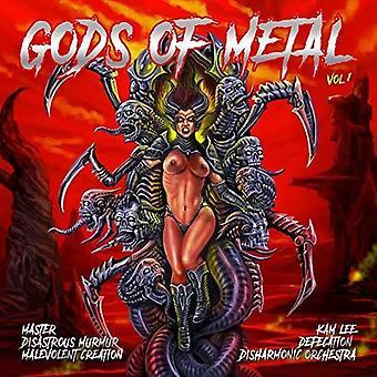 Gods Of Metal 1 / Various - Gods Of Metal 1 [Vinyl] USA import