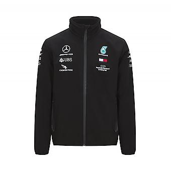 Mercedes AMG Petronas Mercedes Amg Petronas Motorsport F1™ Miesten Softshell Takki 2020